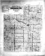 Jackson County Outline Map, Jackson County 1903 Microfilm