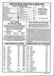 Index and Legend, Jackson County 1998 Published by Farm and Home Publishers, LTD