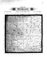 Highland Township, Lincoln County 1901