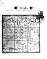 Indiana Township, Lincoln County 1901