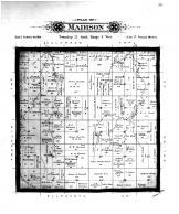 Madison Township, Lincoln County 1901