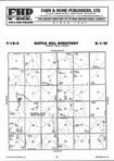 Map Image 009, McPherson County 2001