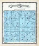 Logan Township, Simpson, Mitchell County 1917