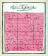 Plum Creek, Bulberry Creek, Mitchell County 1917