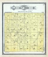 Salt Creek Township, Sixth Creek, Mitchell County 1917