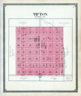 Tipton, Mitchell County 1917