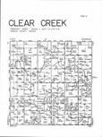 Clear Creek T1S-R11E, Nemaha County 1957