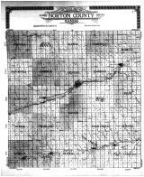 Norton County Outline Map, Norton County 1917