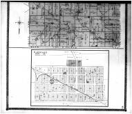 Pottawatomie Township, Garrison - Below, Pottawatomie County 1905