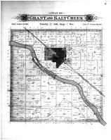 Grant and Salt Creek Township, Nickerson, Reno County 1902
