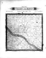 Valley and Haven Township, Reno County 1902