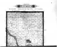 Raymond Township - Above, Rice County 1902
