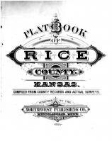 Title Page, Rice County 1902