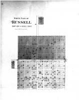 Russell North, Russell County 1901