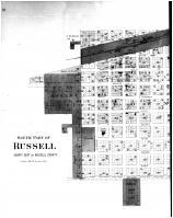 Russell South - Left, Russell County 1901
