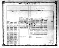 Hunnewell, Sumner County 1883