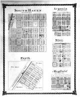 South Haven, Perth, Argonia, Milan, Mayfield, Sumner County 1883