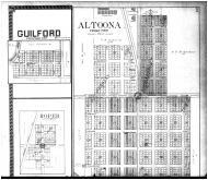 Guildford, Altoona, Roper, Vilas - Above, Wilson County 1910