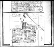 Verdigris Township, Coyville - Below, Wilson County 1910