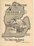 Calhoun County 1967