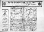 Index Map, Cass County 1969