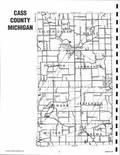 Index Map 1, Cass County 1999