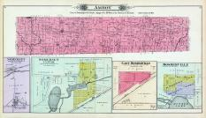 Amboy Township, somerset, East Mosherville, Hillsdale County 1894