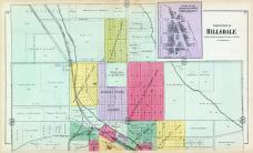 Hillsdale - North, Hillsdale County 1894