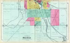 Hillsdale - South, Hillsdale County 1894