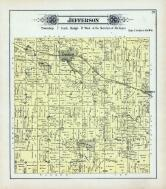 Jefferson Township, Osseo, Bird Lake, Pittsford, Lake Pleasant, Hillsdale County 1894
