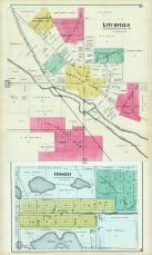 Litchfield, Osseo, Hillsdale County 1894