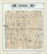 Pittsford Township, St. Joseph River, Mallory Lake, Locust P.O., Hillsdale County 1894