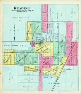 Reading, Hillsdale County 1894