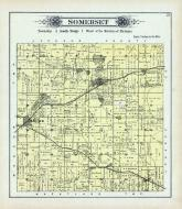 Somerset Township, Jerome, Goose Lake, Crystal Lake, Grand River, Hillsdale County 1894