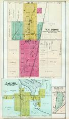Waldron, Bankers, Cambria, Hillsdale County 1894