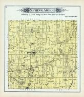 Spring Arbor Township, Jackson County 1894