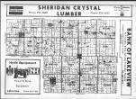Index Map, Montcalm County 1968