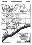 Map Image 022, Aitkin County 1996 Published by Farm and Home Publishers, LTD