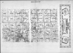 Index Map, Becker County 1974