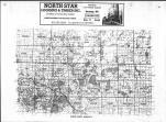 Index Map, Becker County 1979