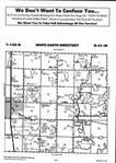 White Earth T142N-R41W, Becker County 1995 Published by Farm and Home Publishers, LTD