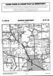 Detroit T139N-R41W, Becker County 1995 Published by Farm and Home Publishers, LTD