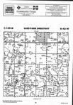 Map Image 076, Becker County 1995 Published by Farm and Home Publishers, LTD
