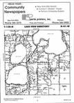 Lake View T138N-R41W, Becker County 1996