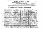 Index Map 1, Becker County 1998