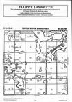 Map Image 007, Beltrami County 1997 Published by Farm and Home Publishers, LTD