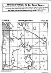 Map Image 013, Beltrami County 1997 Published by Farm and Home Publishers, LTD