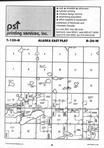 Map Image 015, Beltrami County 1997 Published by Farm and Home Publishers, LTD