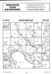 Map Image 022, Beltrami County 1997 Published by Farm and Home Publishers, LTD