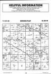 Map Image 038, Beltrami County 1997 Published by Farm and Home Publishers, LTD